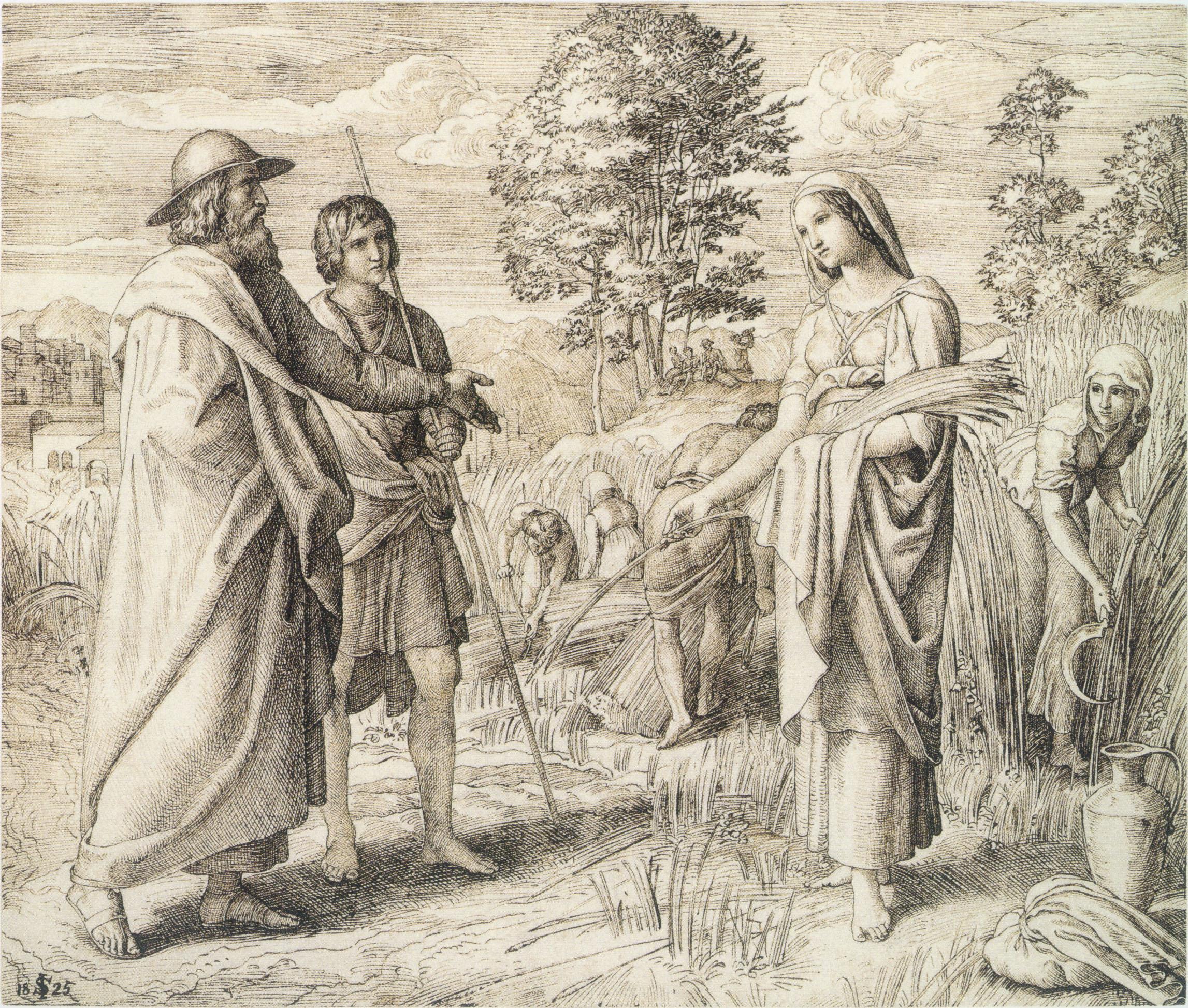 Songdove Books - Ruth and Boaz