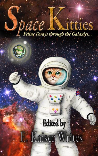 Songdove Books Presents: Space Kitties by E. Kaiser WritesElizabeth